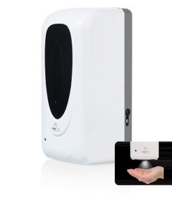 touchless wallmount dispenser alcohol spray
